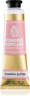 Bath & Body Works Pumpkin Cupcake crème mains
