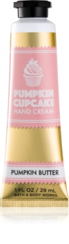 Bath & Body Works Pumpkin Cupcake crème mains