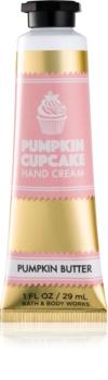 Bath & Body Works Pumpkin Cupcake kézkrém