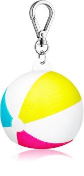 Bath & Body Works PocketBac Beach Ball szilikon kézfertőtlenítő gél csomagolás