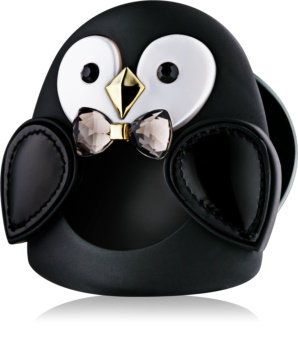 Bath & Body Works Perfect Penguin поставка за ароматизатор за автомобил   закачащ се