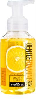Bath & Body Works Kitchen Lemon penové mydlo na ruky