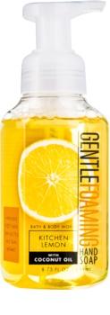 Bath & Body Works Kitchen Lemon αφρώδες σαπούνι για τα χέρια