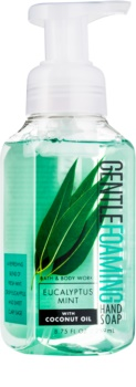 Bath & Body Works Eucalyptus Mint mydło w piance do rąk