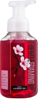 Bath & Body Works Japanese Cherry Blossom mydło w piance do rąk