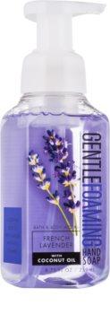 Bath & Body Works French Lavender mydło w piance do rąk