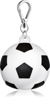 Bath & Body Works PocketBac Soccer Ball siliconenverpakking voor antibacteriële gel