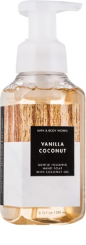 Bath & Body Works Vanilla Coconut hab szappan kézre