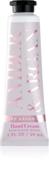 Bath & Body Works Amber & Argan Hand Cream