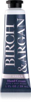 Bath & Body Works Birch & Argan crema de maini