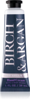 Bath & Body Works Birch & Argan krém na ruky
