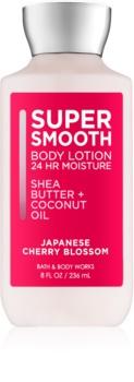 Bath & Body Works Japanese Cherry Blossom tělové mléko pro ženy 236 ml hydratační