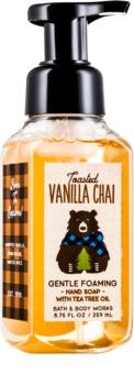 Bath & Body Works Toasted Vanilla Chai Schaumseife zur Handpflege