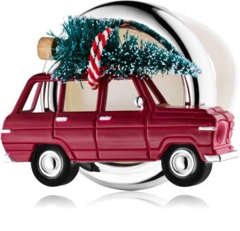 Bath & Body Works Christmas Road Trip držák na vůni do auta   závěsný