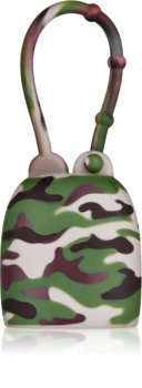 Bath & Body Works PocketBac Camouflage Silicone Hand Gel Packaging
