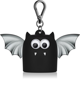Bath & Body Works PocketBac Googly-Eyed Bat Hand Gel Packaging with Light