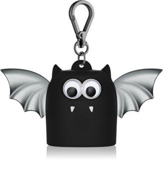 Bath & Body Works PocketBac Googly-Eyed Bat svietiaci silikónový obal na antibakteriálny gél