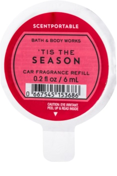 Bath & Body Works 'Tis the Season parfum pentru masina