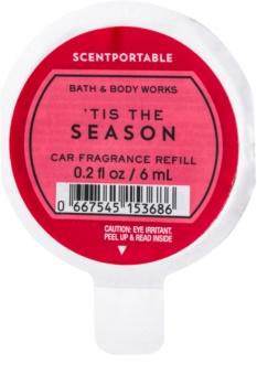 Bath & Body Works 'Tis the Season vôňa do auta