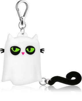 Bath & Body Works PocketBac Ghost Kitty Silicon de acoperire cu gel antibacterian