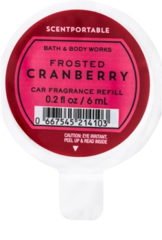Bath & Body Works Frosted Cranberry autoduft