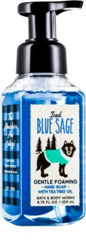Bath & Body Works Iced Blue Sage Foaming Hand Soap