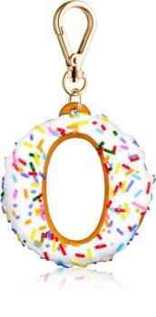 Bath & Body Works PocketBac Donut with Sprinkles Silicon de acoperire cu gel antibacterian