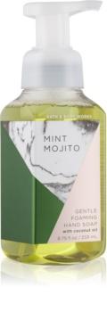 Bath & Body Works Mint Mojito penové mydlo na ruky