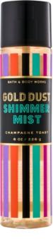 Bath & Body Works Champagne Toast Bodyspray  voor Vrouwen  226 gr Glimmend