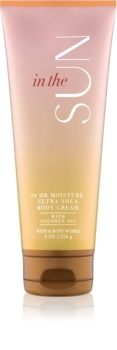 Bath & Body Works In the Sun crema corporal para mujer 226 g