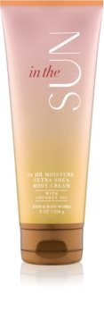 Bath & Body Works In the Sun crème corps pour femme 226 g