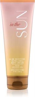 Bath & Body Works In the Sun crème pour le corps pour femme 226 g