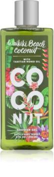 Bath & Body Works Waikiki Beach Coconut гель для душу для жінок 236 мл