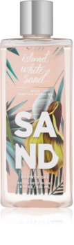 Bath & Body Works Island White Sand  Shower Gel for Women 236 ml