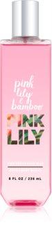 Bath & Body Works Pink Lily & Bambo spray do ciała dla kobiet 236 ml