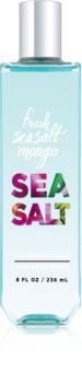 Bath & Body Works Fresh Sea Salt Mango Bodyspray  voor Vrouwen  236 ml
