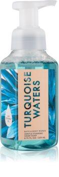 Bath & Body Works Turquoise Waters schiuma detergente mani