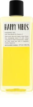 Bath & Body Works Happy Vibes Duschgel für Damen 236 ml