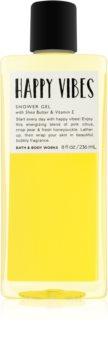 Bath & Body Works Happy Vibes gel douche pour femme 236 ml