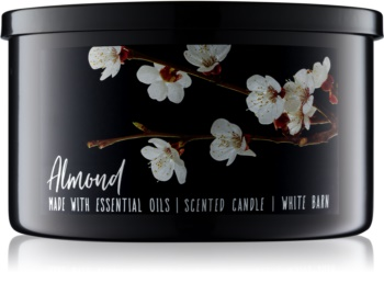 Bath & Body Works Almond vonná svíčka 411 g