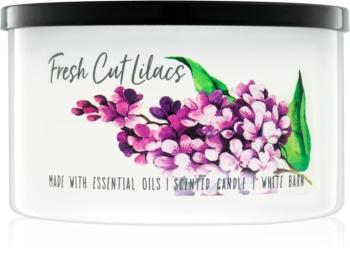 Bath & Body Works Fresh Cut Lilacs Scented Candle 411 g