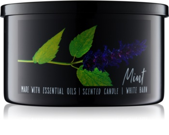 Bath & Body Works Mint scented candle