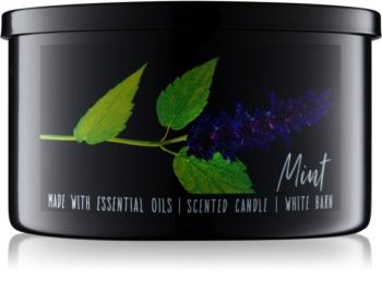 Bath & Body Works Mint vonná sviečka 411 g