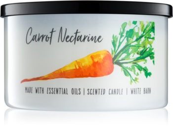 Bath & Body Works Carrot Nectarine vonná sviečka 411 g