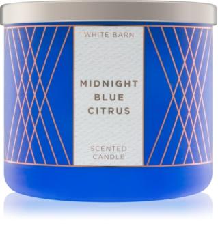 Bath & Body Works Midnight Blue Citrus dišeča sveča  411 g I.