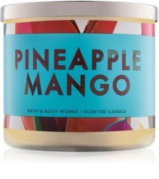 Bath & Body Works Pineapple Mango Duftkerze  411 g II.