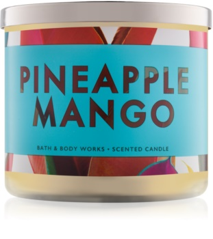 Bath & Body Works Pineapple Mango illatos gyertya  411 g