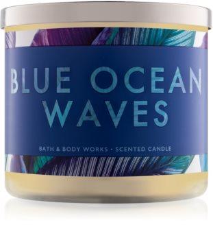 Bath & Body Works Blue Ocean Waves Duftkerze  411 g