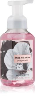 Bath & Body Works Papaya & Mint pěnové mýdlo na ruce