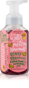 Bath & Body Works Watermelon Lemonade Schaumseife zur Handpflege